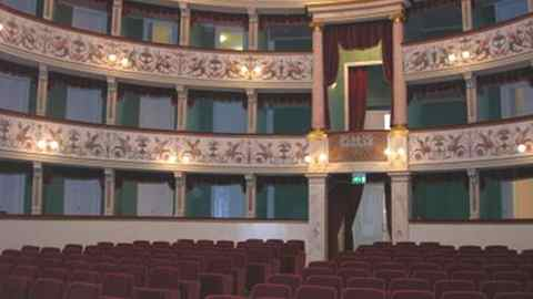 Teatro Rinnovati di Siena
