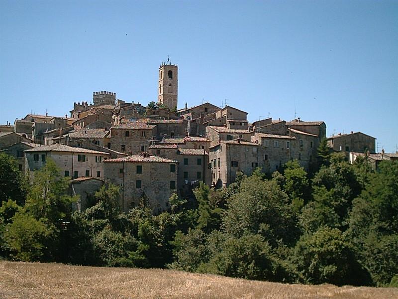 San Casciano dei Bagni è tra i dieci borghi più belli in Italia ...