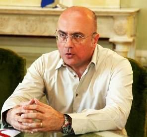 Alessandro Masi - segretario comunale Pd Siena