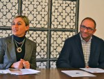 Sonia Pallai e Giancarlo Maestrone