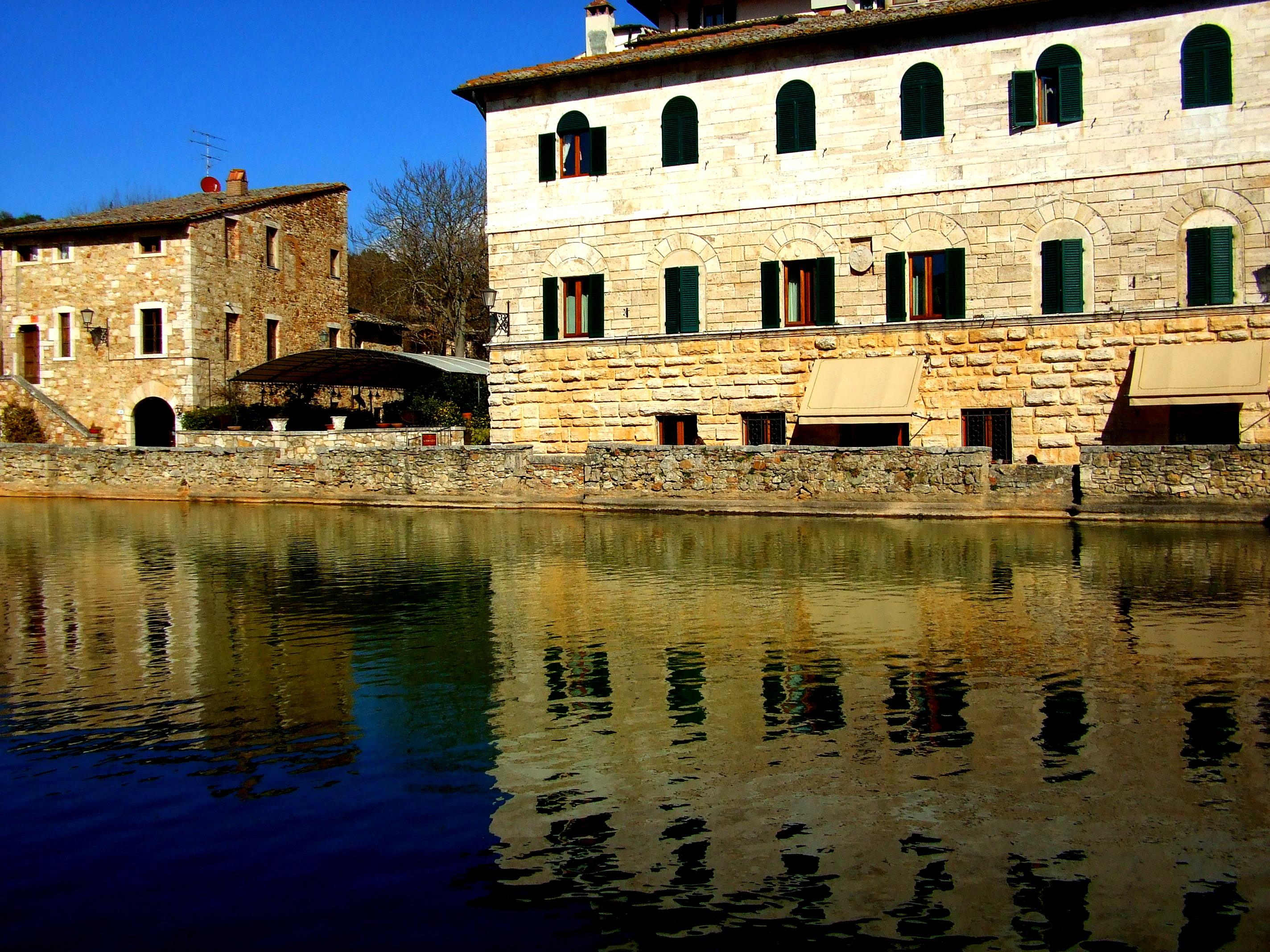 Incanti Di Val D 39 Orcia Bagno Vignoni Siena News