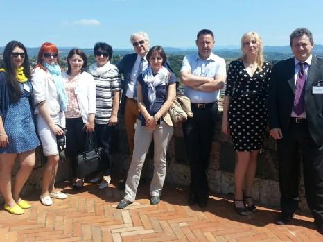 Delegazione Moldavia Banca Mps (2)