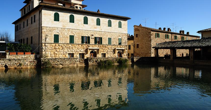 Tentazione Val d\'Orcia a Bagno Vignoni - Siena News