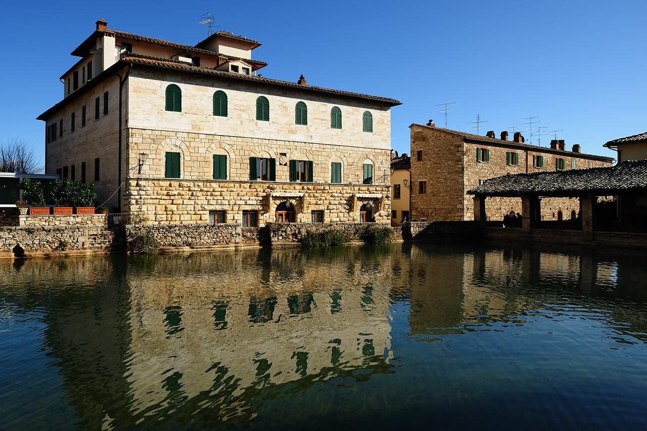Tentazione val d 39 orcia a bagno vignoni siena news - Bagno a vignoni ...