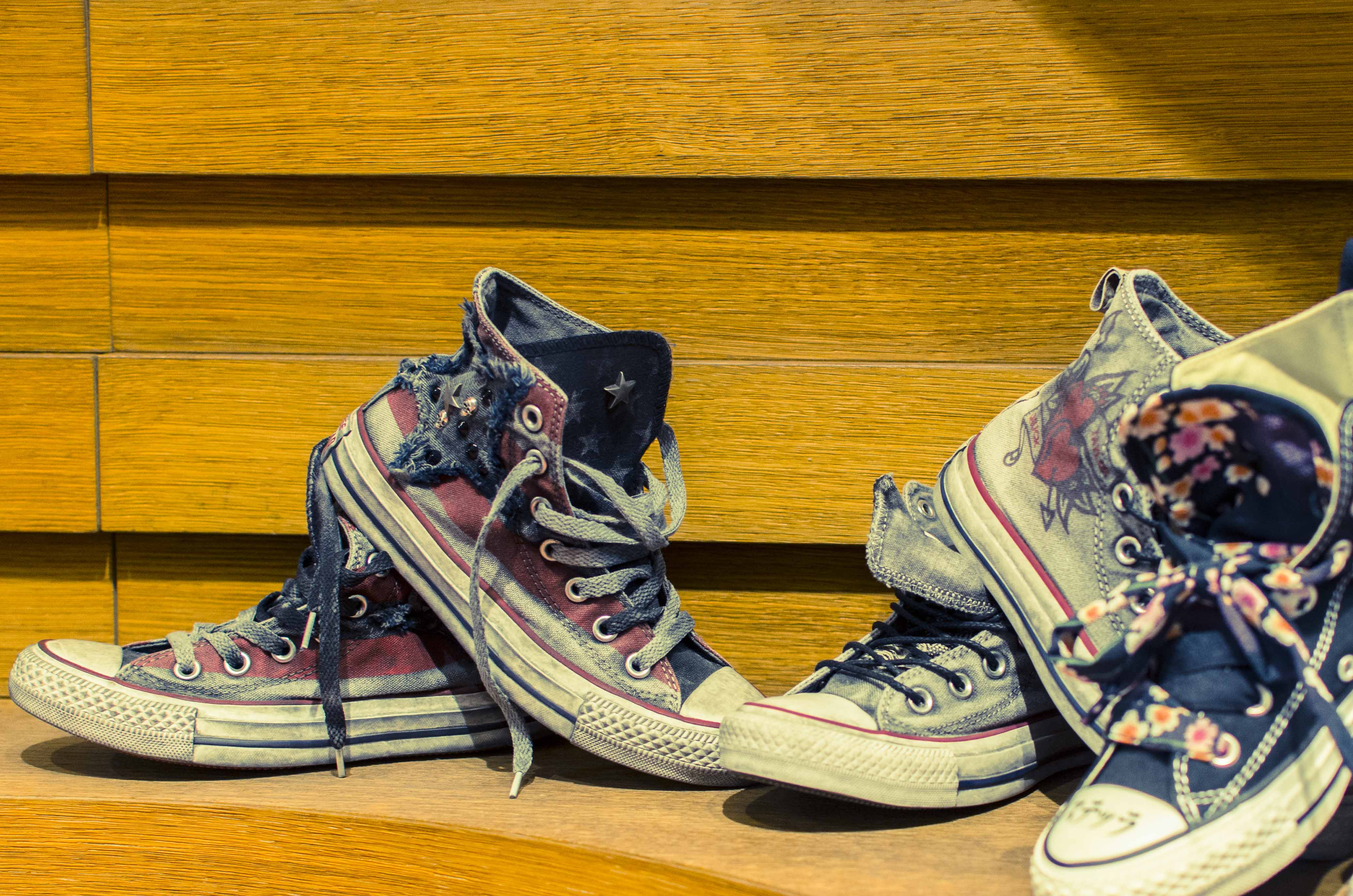 Siena Shopping's Jungle - Speciale Converse - Siena News