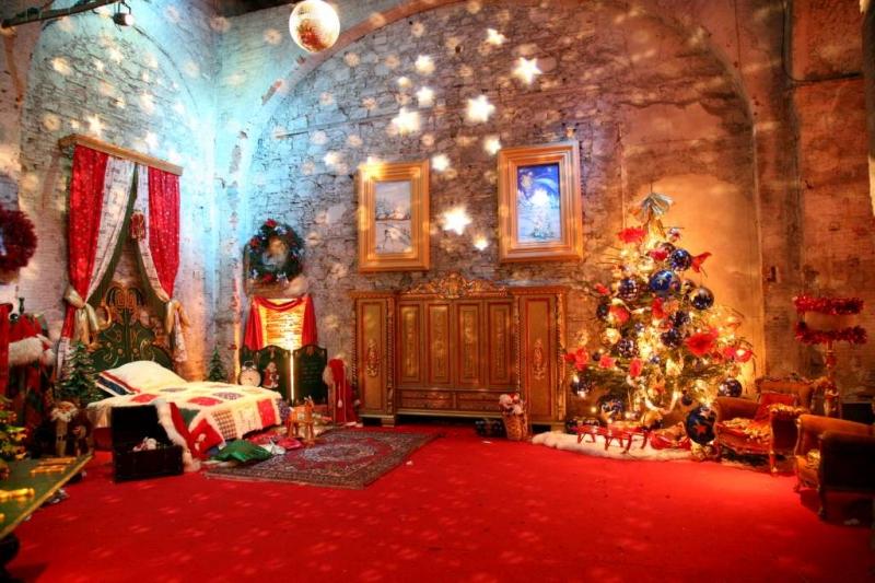 Lapponia E La Casa Di Babbo Natale.Babbo Natale Abita A Chianciano Terme Siena News