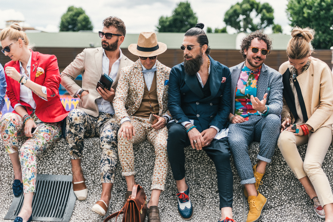 Men Fashion Style Guide For Scientist