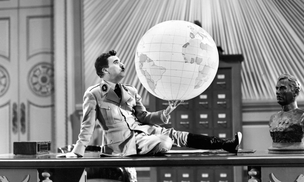 Il Grande Dittatore, Charlie Chaplin
