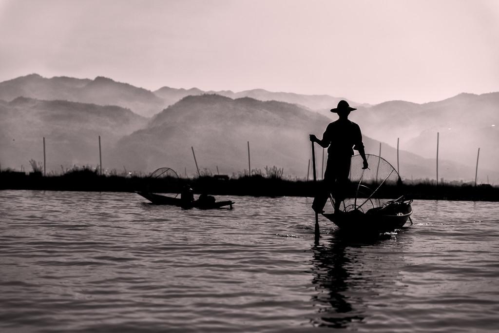 pescatori Lago Inle