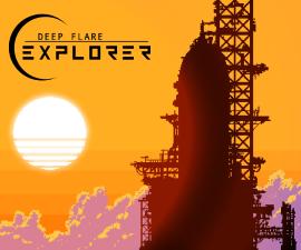 Deep Flare: Explorer approda su Kickstarter