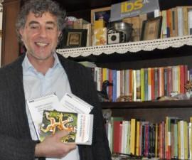 Paolo Origlio, ideatore di Al Sognalibro, bed and breakfast letterario a Grosseto