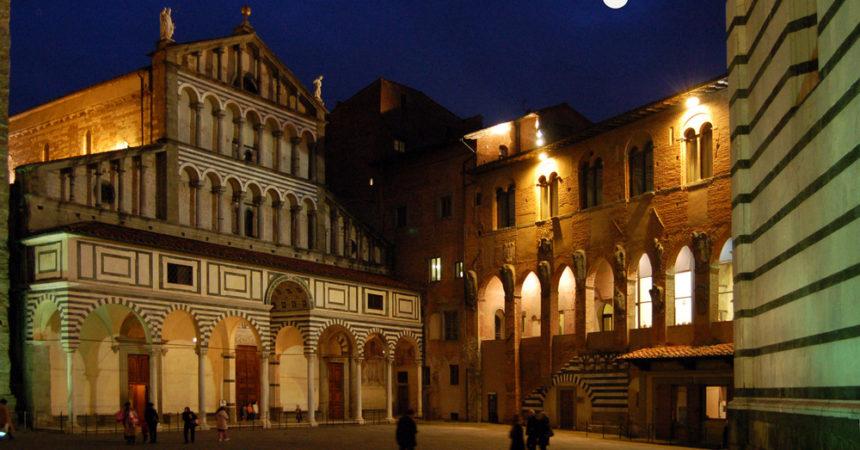 Se Pistoia non è così lontana. Da Siena.
