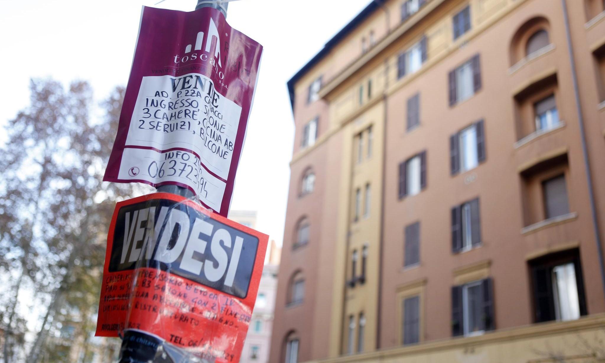 Una possibile via d'uscita per il mercato immobiliare in crisi