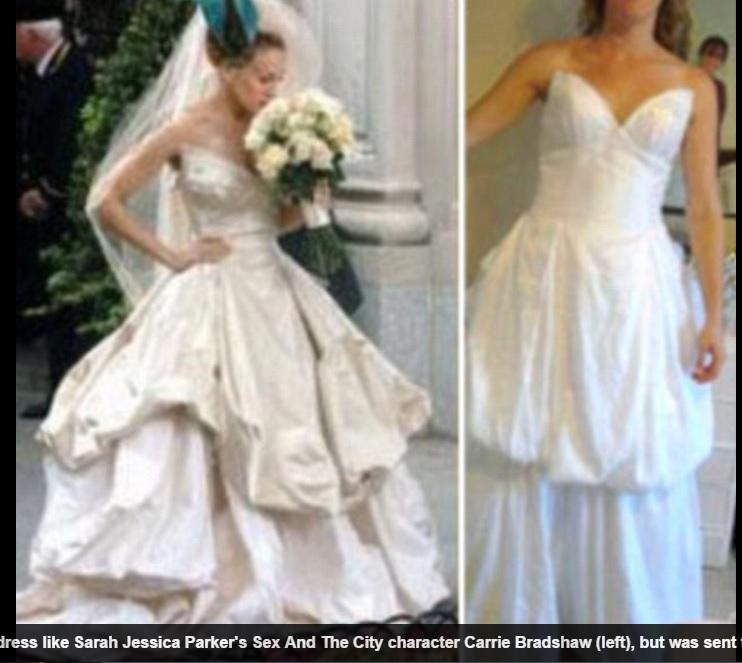 14ae2af48f69 La sposa e l incubo degli abiti contraffatti. La Finanza senese sventa la  truffa