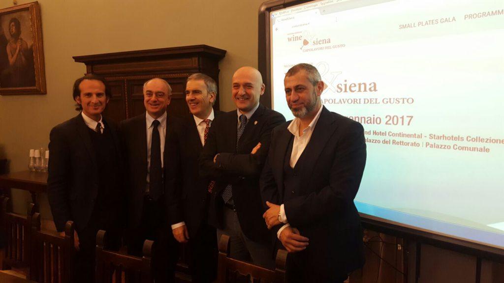 Mancuso, Bernardini, Valentini, Frati e Vanni