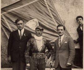 Il 6 marzo 1880 nasce a Canepina (VT), Angelo Meloni detto Picino