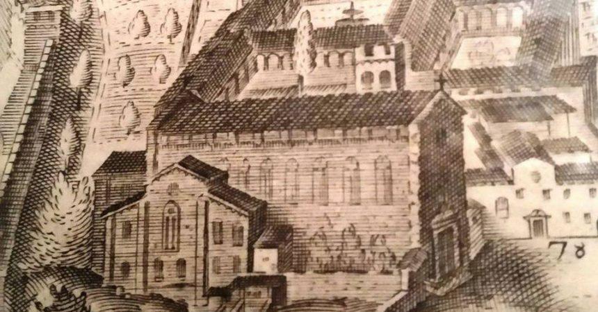 Il 20 aprile 1761 cominciano i lavori di demolizione del campanile di San Francesco