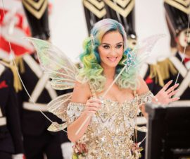 rainbow hair katy perry cinzia cipriani
