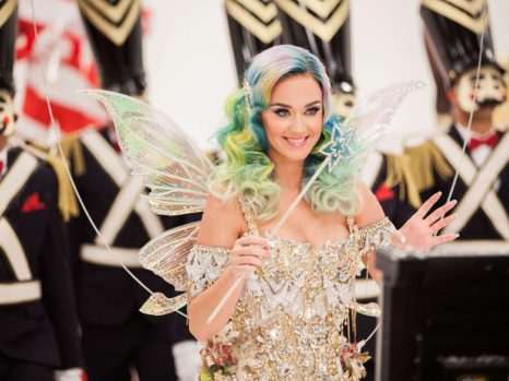 rainbow hair katy perry cinzia cipriani