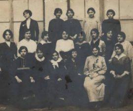 Il 6 luglio 1901 Teresa Ruata è la prima donna a laurearsi a Siena