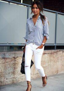 4289f376a7 Come indossare le righe in base alla forma del vostro corpo - Siena News