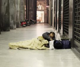 E' ancora allarme povertà
