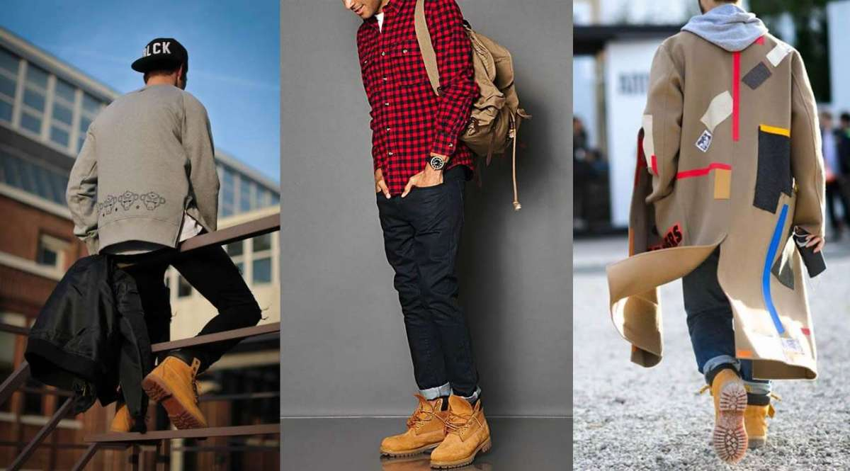 reputable site shoes for cheap available Moda uomo: come abbinare le Timberland - Siena News