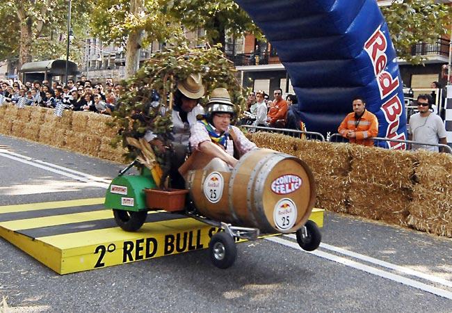 La Red Bull cambia motore: c'è la Honda