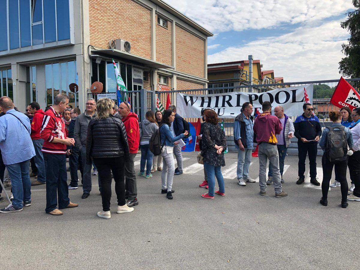 Whirlpool. Di Maio: No chiusura e piena occupazione lavoratori coinvolti