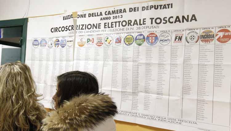 Ecco chi sono i deputati eletti in toscana siena news for Chi sono i deputati