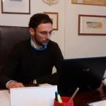 Gabriele Berni - sindaco di Monteroni d'Arbia