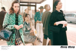 Miu Miu Fall-Winter 2015 Campaign