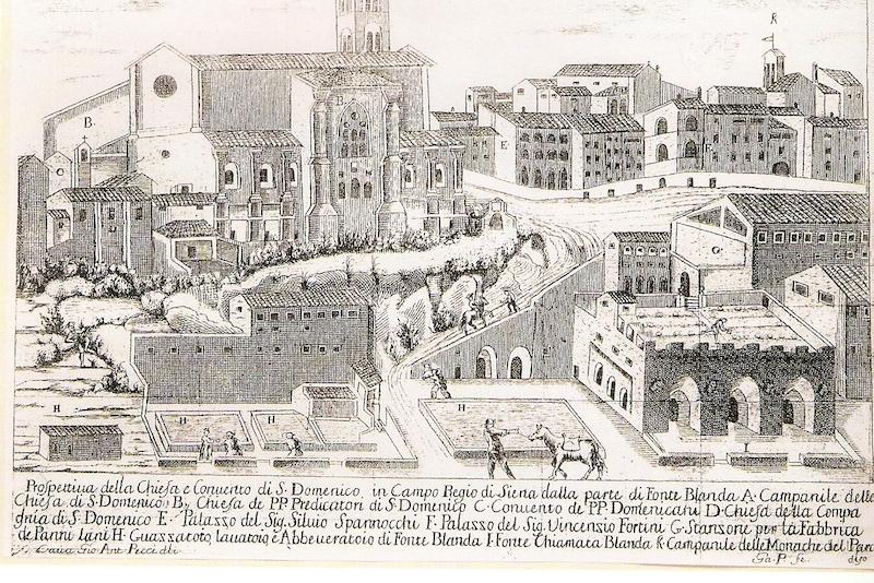 veduta-di-San-Domenico-santa caterina-fontebranda