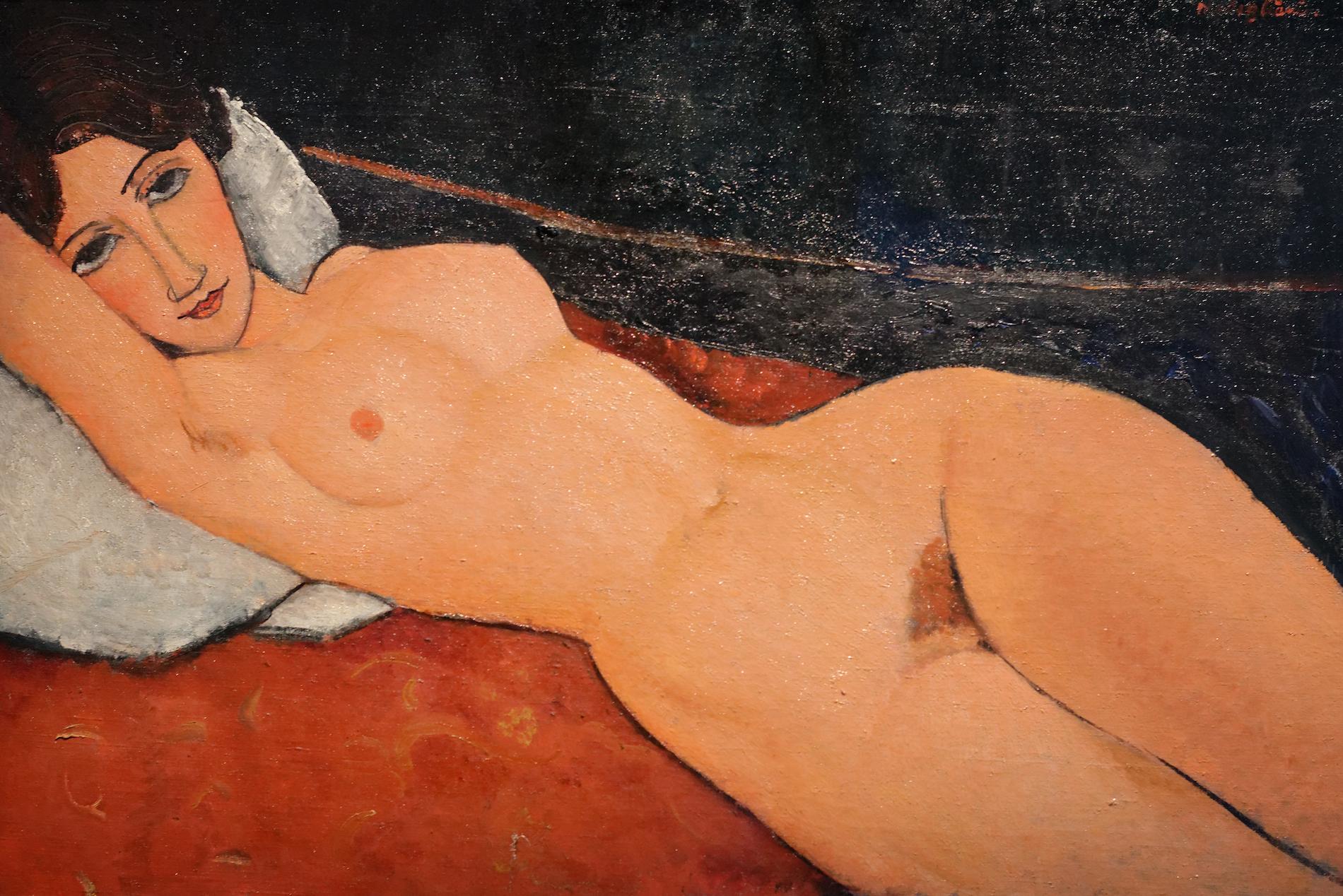 Francesco Ricci e Silvio Ciappi, Anime nude
