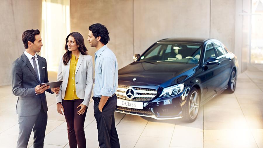 Mercedes Benz Financial