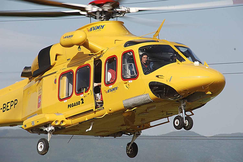 Eccezionale parto in elicottero per una 31enne