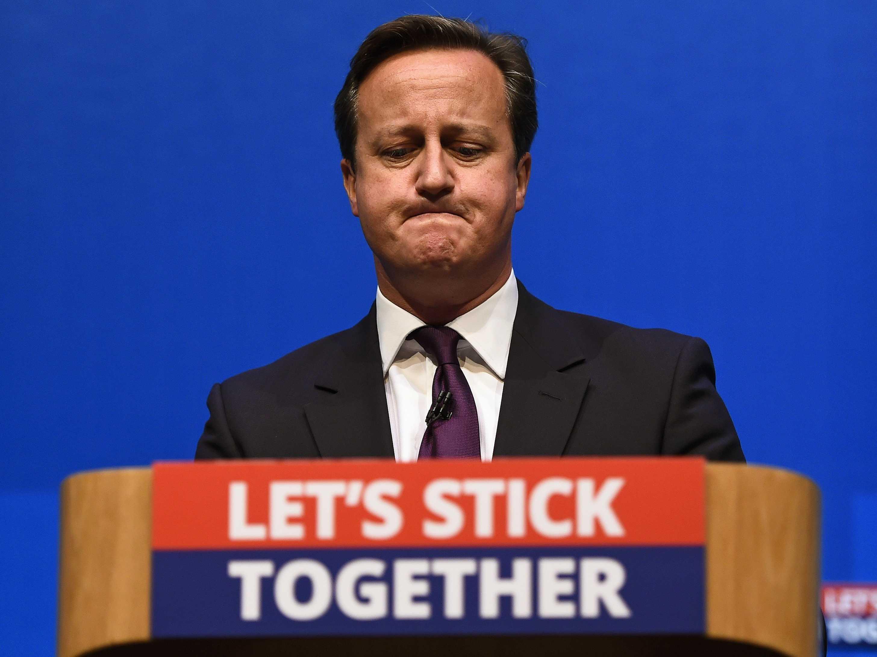 cameron Brexit: effetto domino