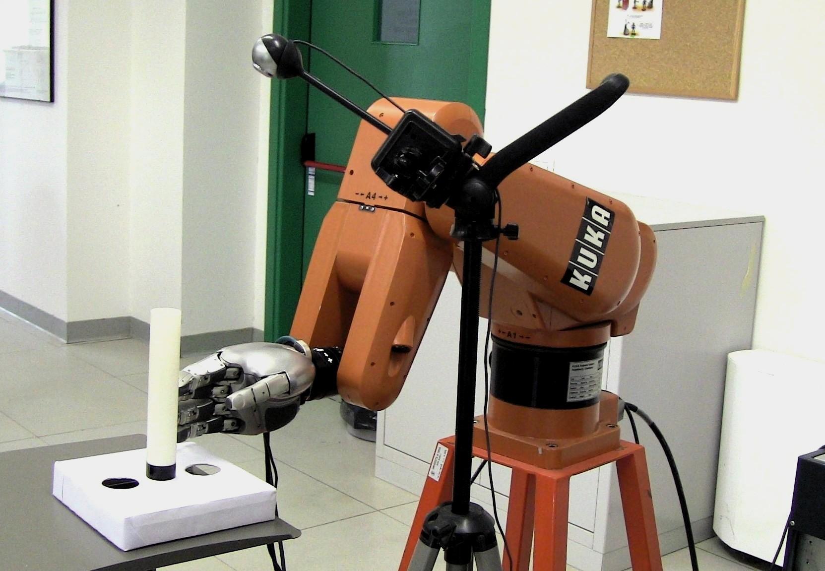 La rivoluzione dei robot