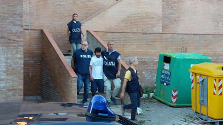 La polizia arresta a Siena Johnny lo Zingaro - Siena News