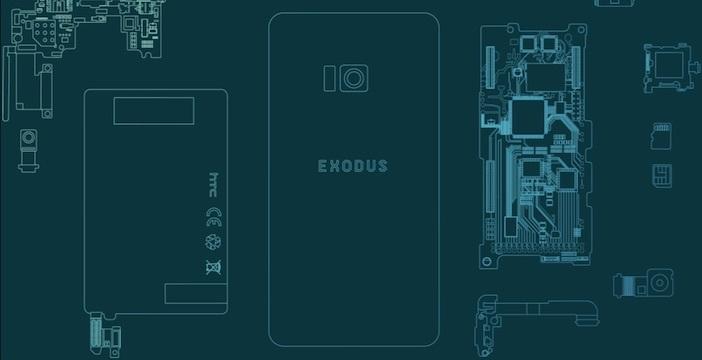 Exodus - Lo smartphone per Ethereum e Bitcoin