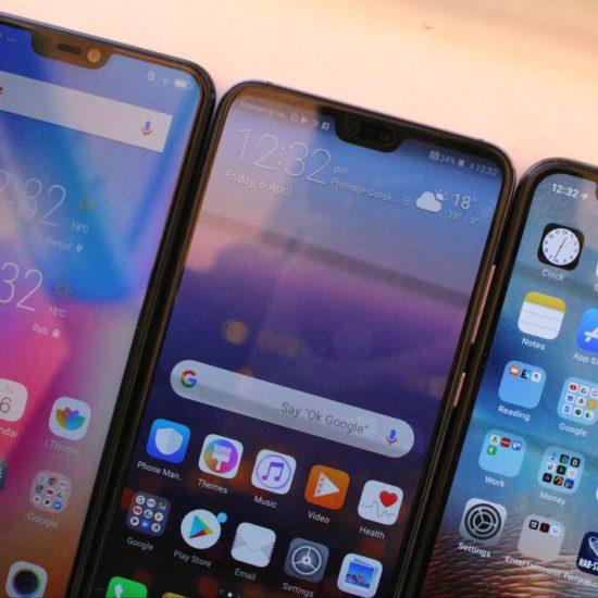 Huawei P20: un successo tecnologico in gara con il migliore i-Phone