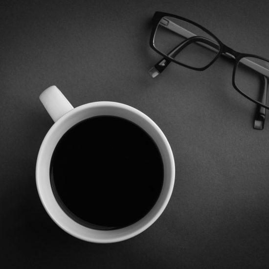 Il caffè mentre entriamo in recessione