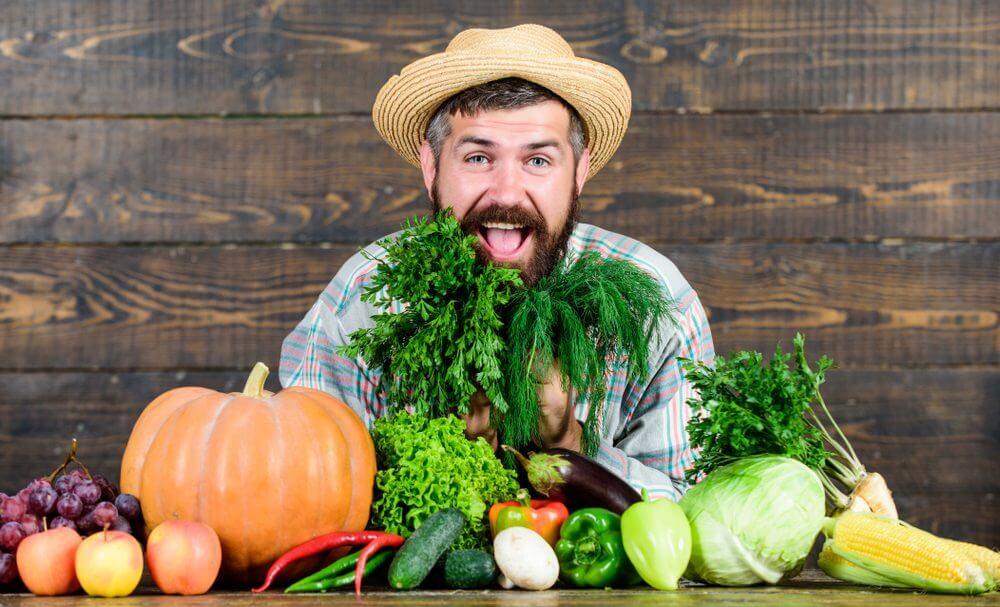 dieta crescita barba
